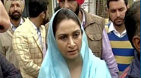 Tackle 'hair chopping' cases, Harsimrat Kaur tells police