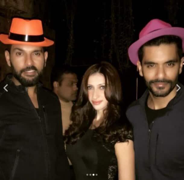 Hazel Keech's birthday: Yuvraj Singh proves he is the best husband. See pics