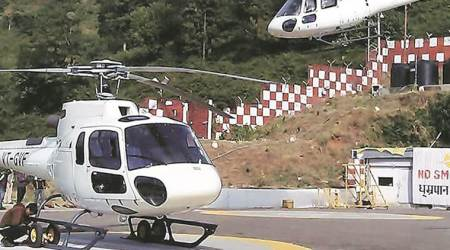 Jammu-Poonch helicopter service to start fromMonday