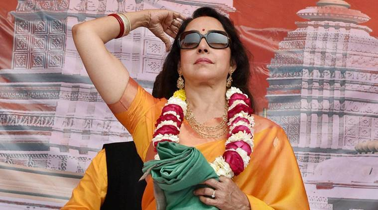 Given green signal by party to contest again from Mathura: Hema Malini