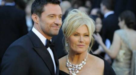 hugh jackman, hugh jackman divorce, hugh jackman Deborra-Lee Furness, Deborra-Lee Furness, hugh jackman wife, hugh jackman split, hugh jackman wife split, hugh jackman wolverine, hugh jackman logan, hugh jackman hollywood actor, actor, hugh jackman separation wife, hugh jackman divorce wife, hugh jackman news, entertainment news, hollywood news, indian express, indian express news, indian express entertainment