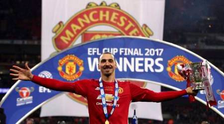 Jose urges fans to press Zlatan to extend contract