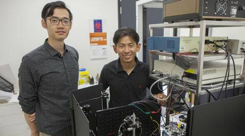 Australian engineers create revolutionary 'barcode scanner' microscope