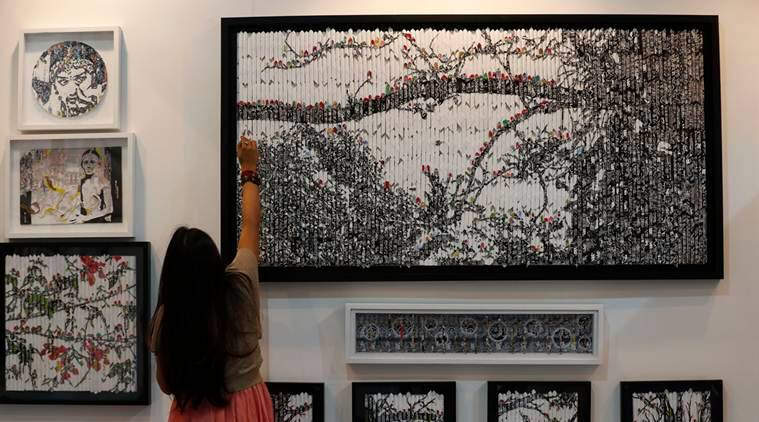 India Art Fair, India Art Fair dates, India Art Fair artists, India Art Fair focus, south asian art, arts news, lifestyle news, indian express, delhi exhibitions