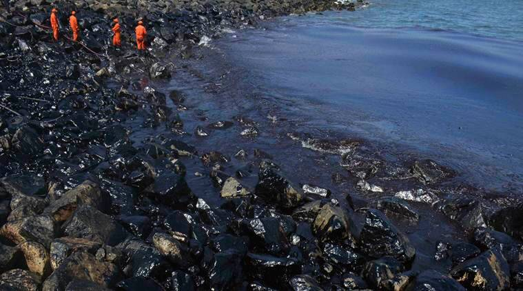 oil spill paper You have not saved any essays oil is a product used by everyone, but sometimes oil is a problem an oil spill is a leakage from an oceangoing tanker, pipelines, or.