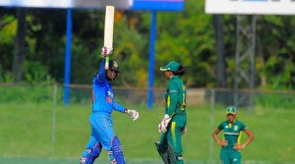 India win thrilling final in women's World Cup Qualifiers