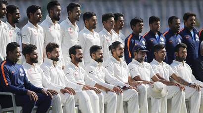 India vs Australia 2017: Virat Kohli to lead 16-man squad for first two Australia Tests