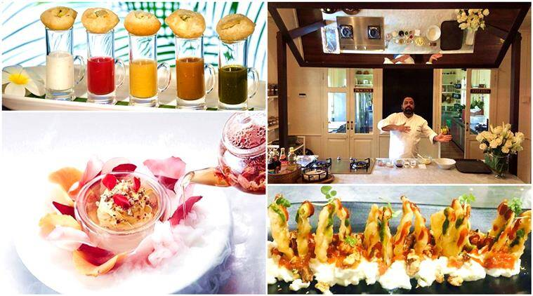 indian accent, best restaurant in india, chef manish mehrotra, indian accent best restaurant, world's best 50, world's best 50 list, gaggan restaurant bangkok, indian express, indian express news