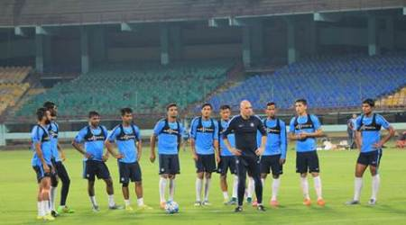 Indian football team to camp in Mumbai ahead of Asia Cup qualifier