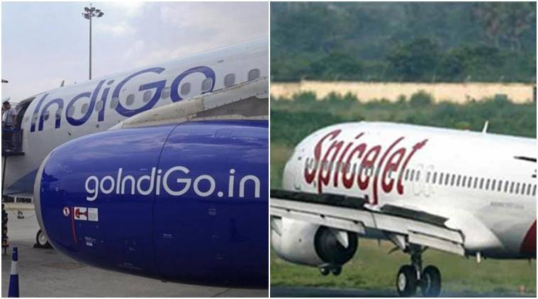 Jet blast shatters IndiGo plane's window, five injured
