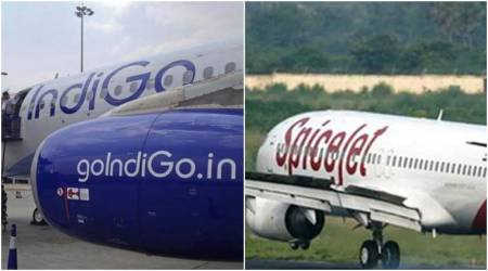 Indigo coach window shatters from jet blast, SpiceJet claims no damage to any aircraft