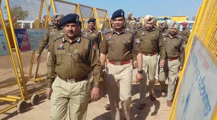 Haryana Police, Independece Day, India, Gurgaon, Gurugram, Indian Express, City News