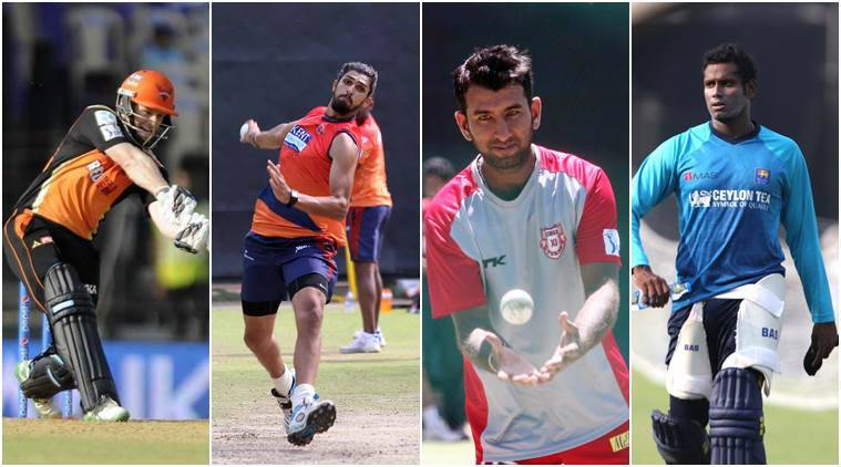 Player list finalized for IPL 2017 auction