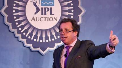 IPL 2017 Player Auction Live