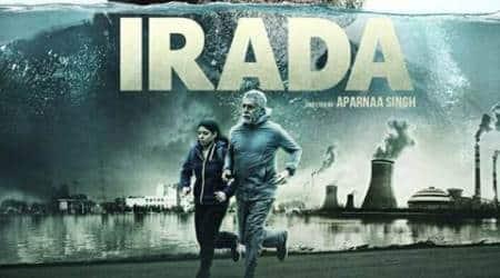 Irada movie review: Naseeruddin Shah, Arshad Warsi film is a hazardouswatch