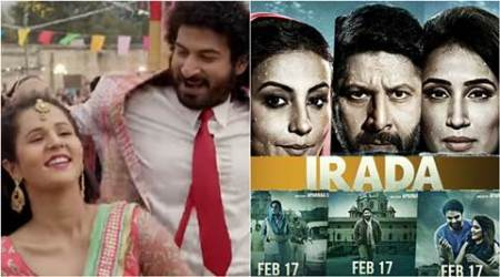 Irada song 'Mitran De' lightens up the intense film starring Naseeruddin Shah and Arshad Warsi