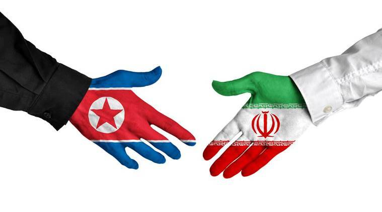 ... north korea anti america policy, iran north korea relations, world
