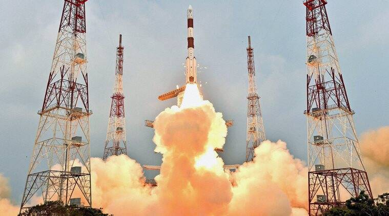ISRO, ISRO satellite launch, ISRO PSLV C-37, ISRO rocket launch, ISRO satellites, ISRO world record, ISRO news, India news