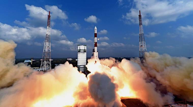 isro pslv c37 pslv indian space research organisation isro satellite