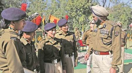 Indo-Tibetan Border Police, ITBP, ITBP jawans, ITBP jawans awarded, india news, indian express news
