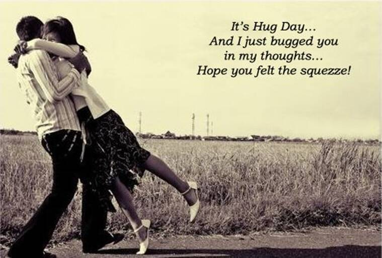 love in hug