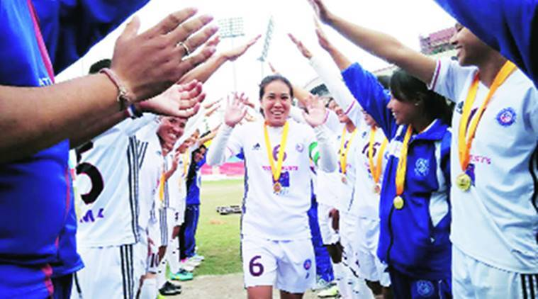 Oinam Bembem Devi, IWL final, eastern sporting union,, indian women league, football, sports news