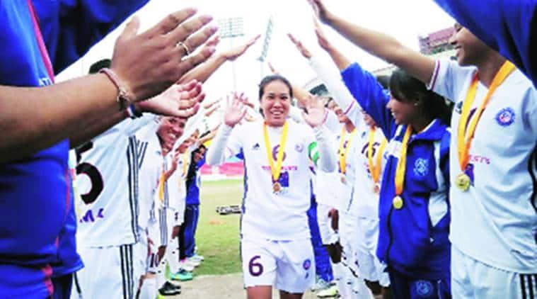 Oinam Bembem Devi, IWL final, eastern sporting union,, indian women league, football, sports news