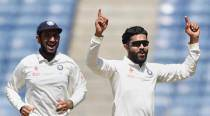 Jadeja immitates Steve Smith, watch video