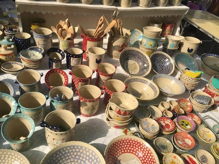 Exquisitely crafted ceramics of Jaffa