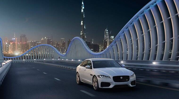 Delightful Jaguar XF Launch, New Jaguar XF Launch, Jaguar XF Made In India, Jaguar