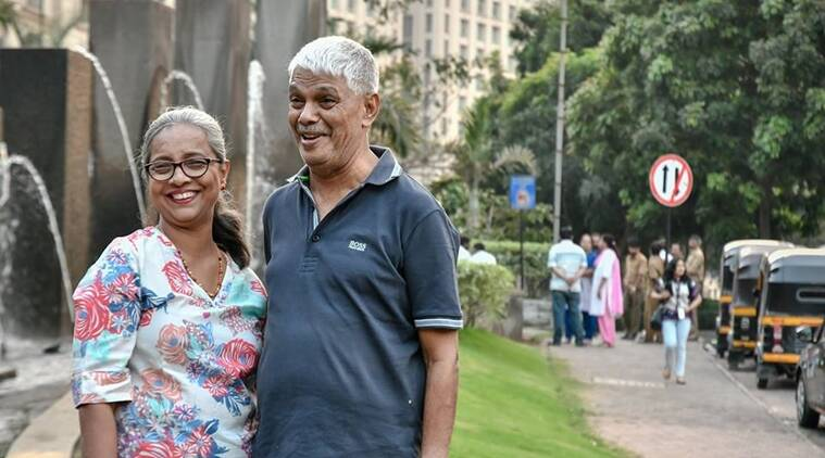 Janet D'souza and Louis D'souza (Source: Humans of Bombay)