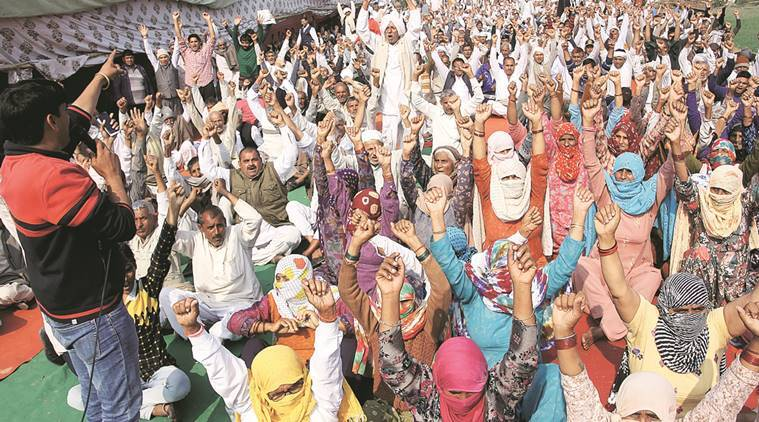 jat, ajt agitation, jat quota stir, jat community, haryana jat, jat panel, AIJASS, indian express news, india news