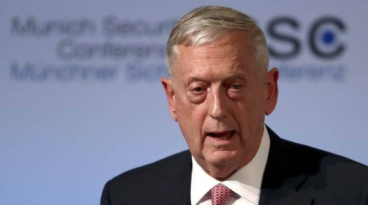 Syria chemical attack, Syria attack, US attack on Syria, Syria-US, US on Syria chemical attack, US Defence Secretary Jim Mattis, Mattis, Jim Mattis on Syria chemical attack, world news, indian express news
