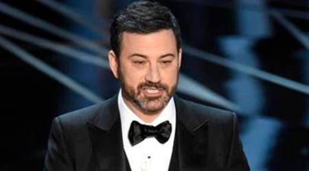 jimmy kimmel, donald trump, meryl streep, jimmy kimmel oscars, jimmy kimmel host, jimmy kimmel donald trump, jimmy kimmel meryl streep, indian express news, entertainment news, hollywood news