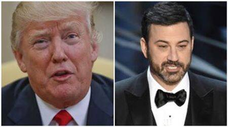 Oscars 2017, Academy Awards 2017, Jimmy Kimmel, Donald Trump, 7 times Donald Trump lost at Oscars, Jimmy Kimmel vs Donald Trump, Trump digs at Oscars, Donald Trump at Oscars,