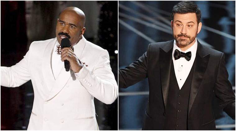 Oscars goof-up, Oscars goof-up video, Oscars goof-up reason, Oscars goof-up news, Jimmy Kimmel, Steve Harvey, Steve Harvey goof up, Steve Harvey news, Steve Harvey miss universe, Jimmy Kimmel news, Jimmy Kimmel tweet, Jimmy Kimmel Oscars 2017, Oscars 2017, Oscars 2017 news, Oscars 2017 updates, Oscars 2017 winners, Oscars goof-up La La Land