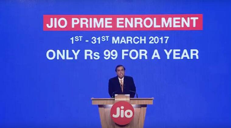 Reliance Jio offer, Reliance Jio Mukesh Ambani speech, Mukesh Ambani speech, Jio Prime Membership offer, Reliance Jio, Reliance Jio Infocomm, Reliance Jio Tariff plans, Reliance Jio speech, Reliance Jio Prime Membership features, Technology, Technology news