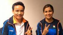 Jitu, Heena give India gold start at ISSF World Cup Final