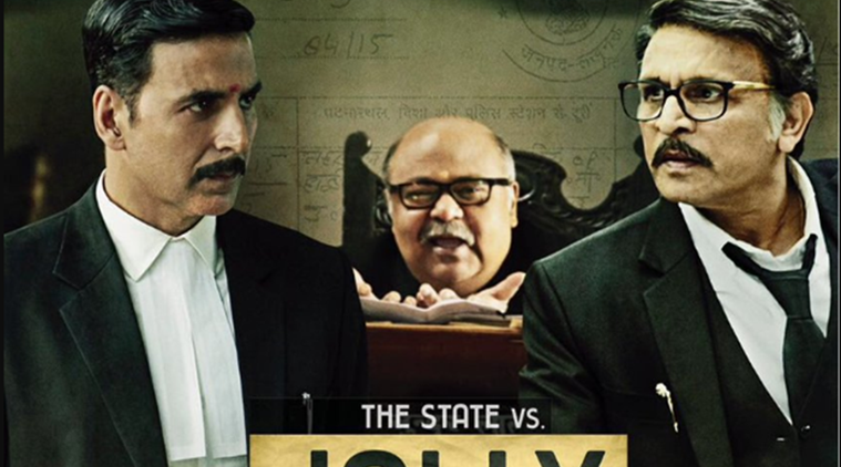 Jolly LLB 2, Jolly LLB 2 movie, Jolly LLB 2 box office collection, Jolly LLB 2 box office, Jolly LLB 2 box office collection day 1, Jolly LLB 2 box office collection day one, akshay kumar jolly llb 2, jolly llb 2 akshay kumar, Akshay Kumar, Annu Kapoor, subhash kapoor, subhash kapoor jolly llb 2, Saurabh Shukla, entertainment news, indian express, indian express news