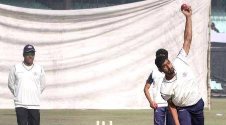 Sunil Joshi roped in by Bangladesh for Australiaseries