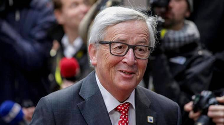 Jean-Claude Juncker, EU, European Union's, EU executive Commission, world news