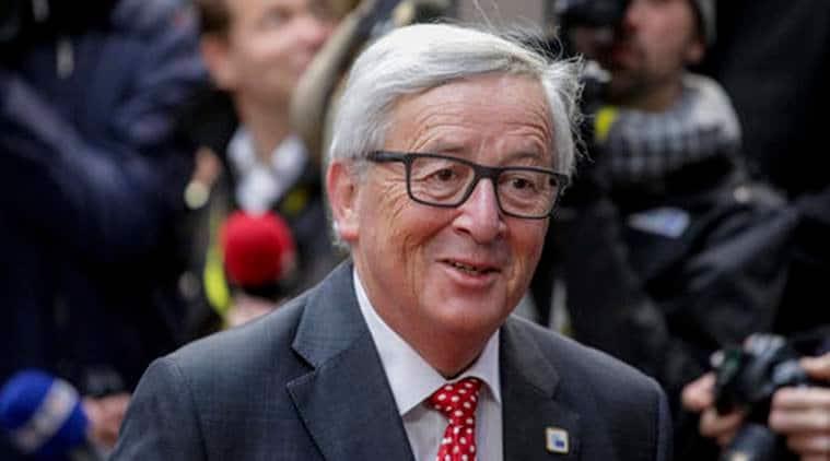 Jean-Claude Juncker, Dutch Senate, Ukraine, EU association agreement with Ukraine