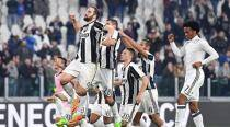 Juventus maintain 7-point lead in Serie A