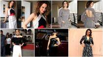 Rangoon promotions: Kangana Ranaut in trendy western wear is too hot to handle