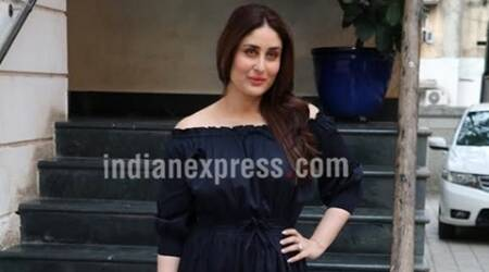 Kareena Kapoor Khan is now mother to Taimur Ali Khan Pataudi. (Source: Varinder Chawla)