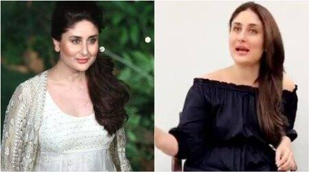 kareena kapoor, kareena kapoor khan, kareena kapoor fitness, kareena kapoor post pregnancy weight loss, post pregnancy weight loss, kareena kapoor weight loss, indian express, indian express news
