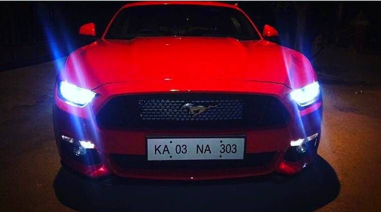Karun Nair Bought A New Car And The Number Plate Has  On It