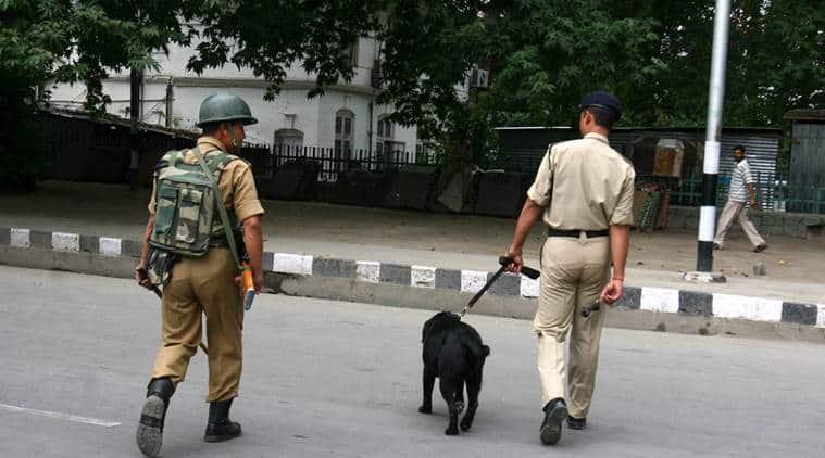 Jammu and Kashmir, J&K, J&K police, JeM, Jaish-e-mohammad militants, kashmir militants attack, kashmir news, indian express news