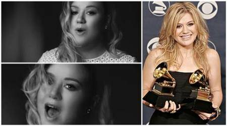 Kelly Clarkson was incorrectly diagnosed with cancer the day before she won her firstGrammy