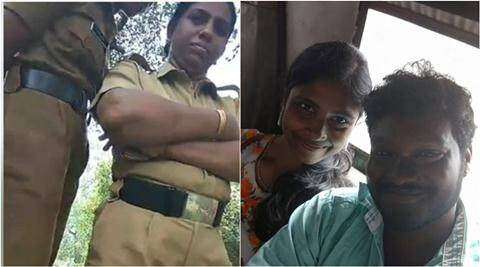 kerala, kerala police, moral police, kerala moral policing, cops moral policing, couple go live on fb against moral policing, facebook live against cops, voral video, viral news, kerala news, india news, latest news, indian express